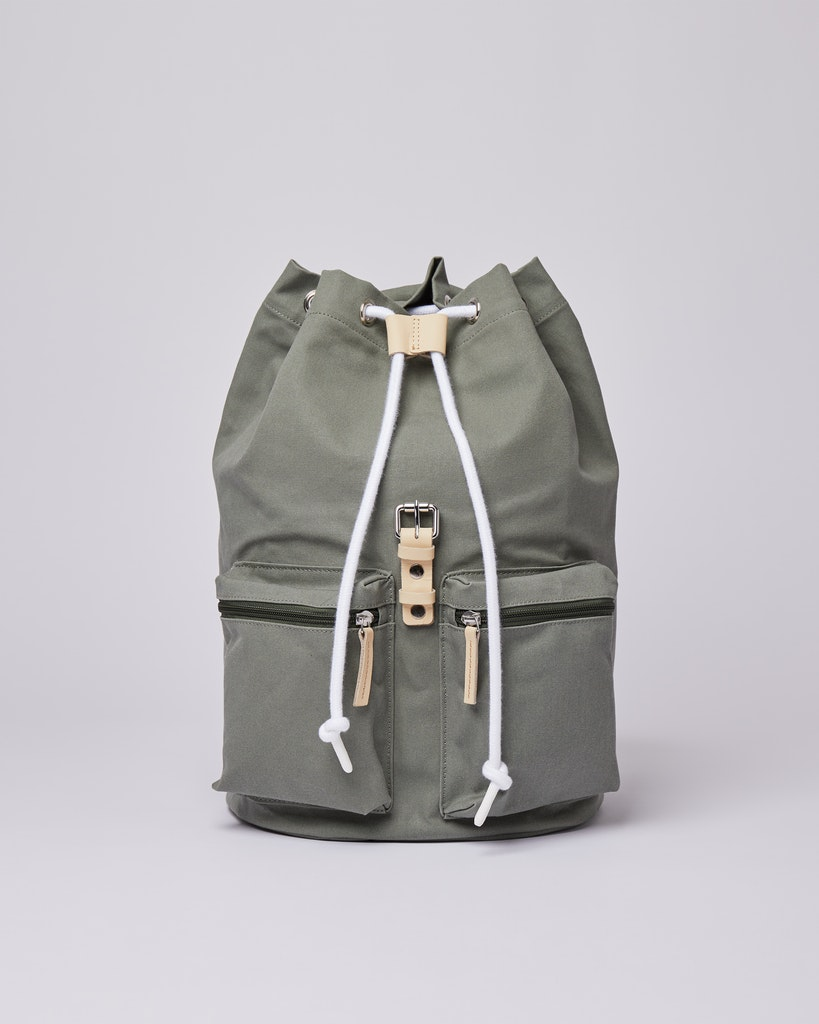 Sandqvist - Backpack - Dusty Green - ROALD 5