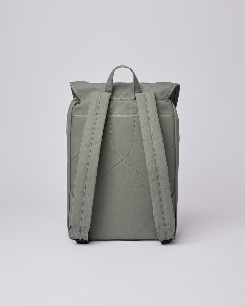 Sandqvist - Backpack - Dusty Green - ROALD 3