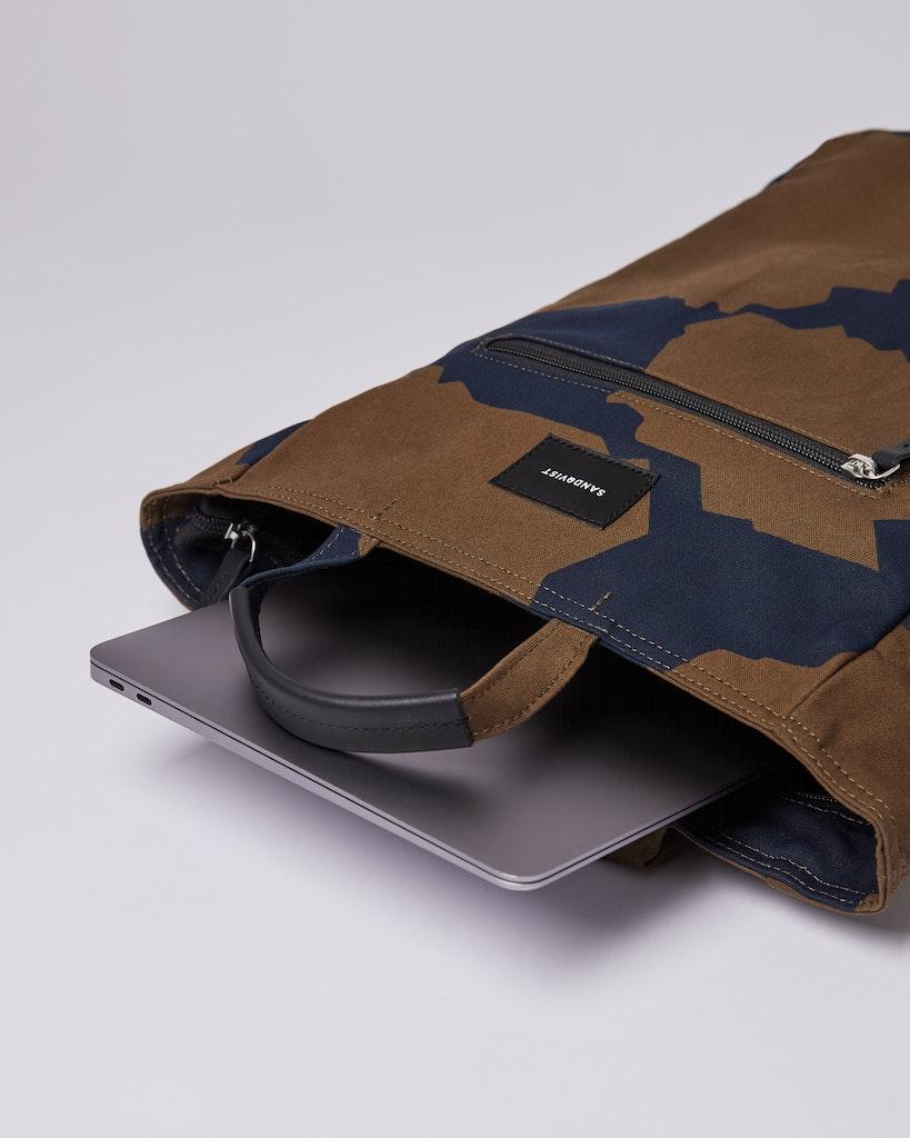 Sandqvist - Backpack - Neeric - Print - TONY 4