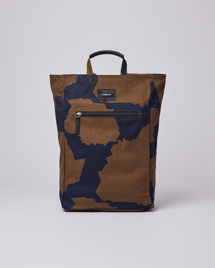 Sandqvist - Backpack - Neeric - Print - TONY