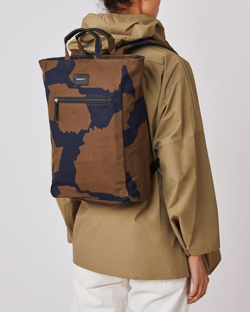 Sandqvist - Backpack - Neeric - Print - TONY 2