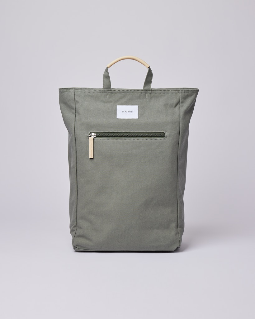 Sandqvist - Backpack - Dusty - Green - TONY