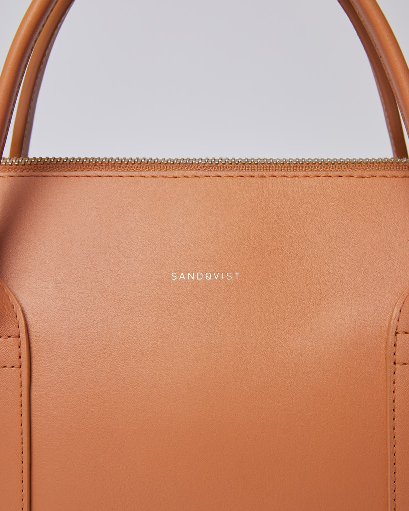 Sandqvist - Tote Bag - Toffee - ALICE 1