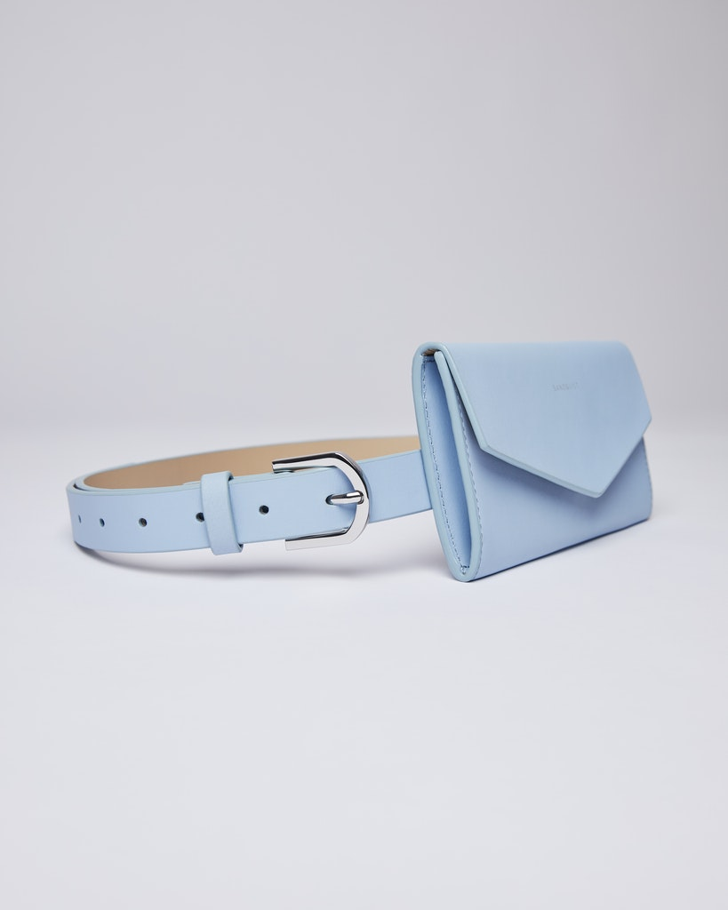 Sandqvist - Shoulder Bag - Sky blue - FLORENS 4