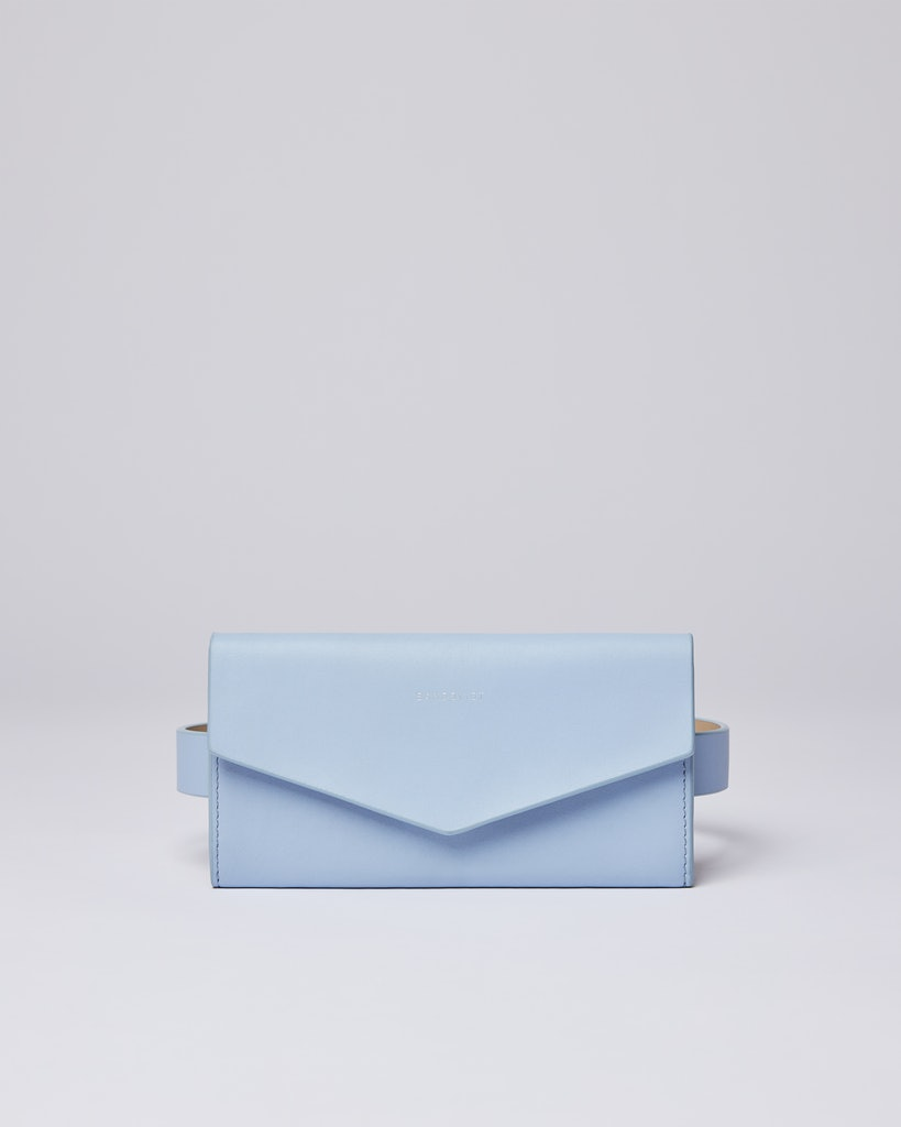 Sandqvist - Shoulder Bag - Sky blue - FLORENS