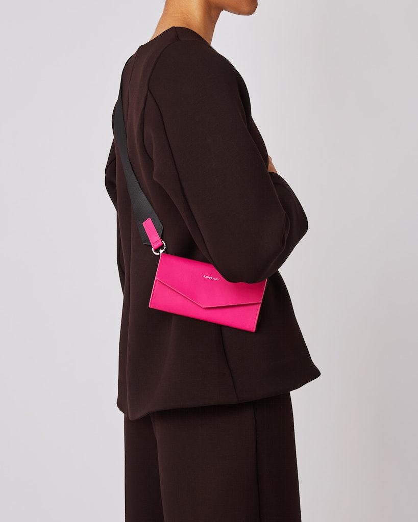 Sandqvist - Shoulder Bag - Sunset pink - FLORENS 2