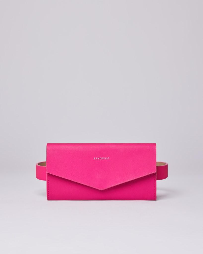 Sandqvist - Shoulder Bag - Sunset pink - FLORENS