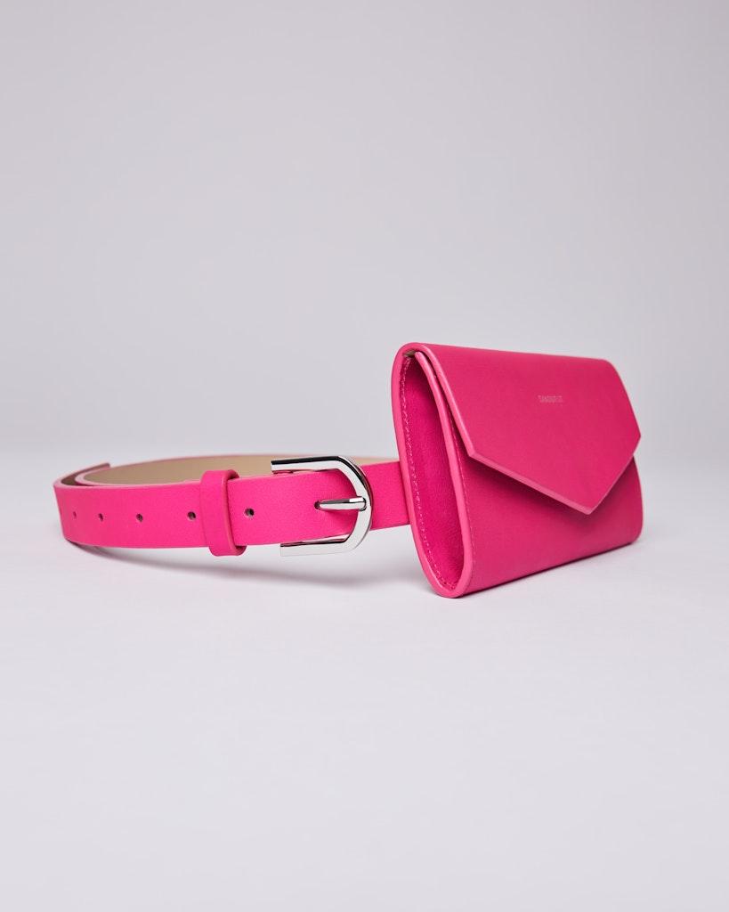 Sandqvist - Shoulder Bag - Sunset pink - FLORENS 4