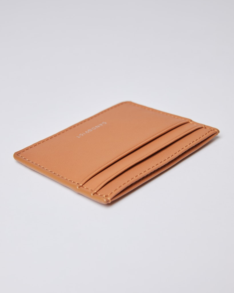 Sandqvist - Wallet - Toffee - FRED 1