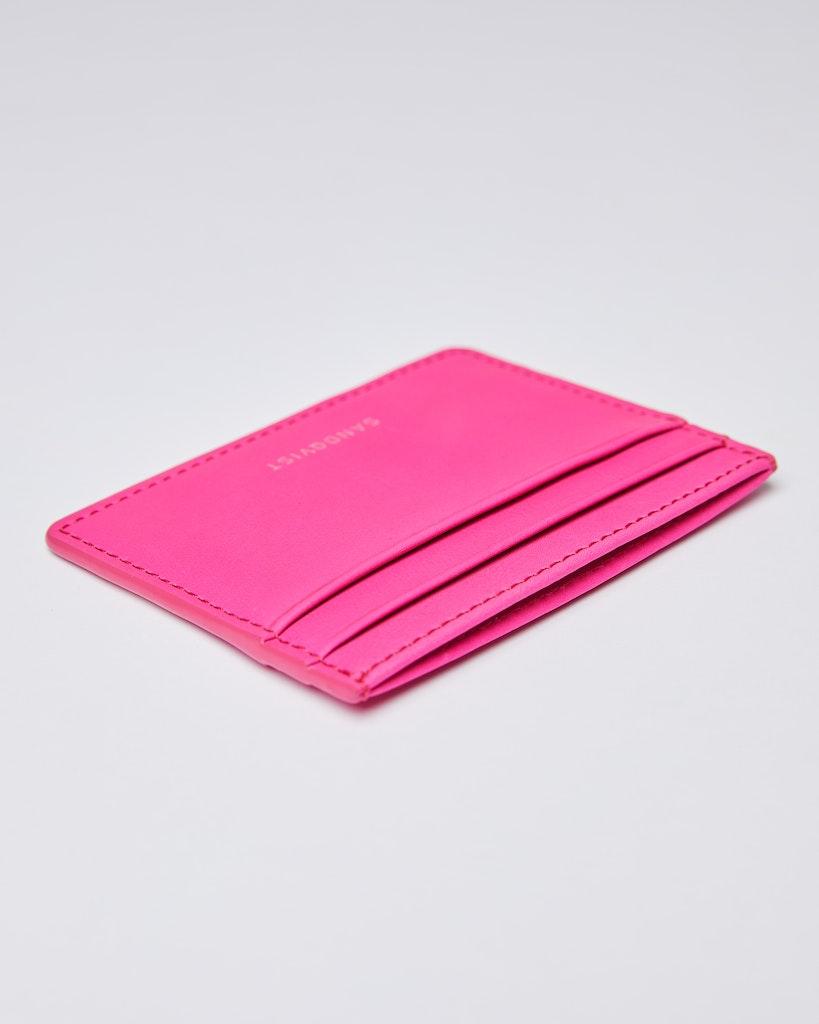 Sandqvist - Wallet - Pink - FRED 1
