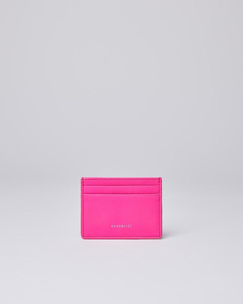 Sandqvist - Wallet - Pink - FRED