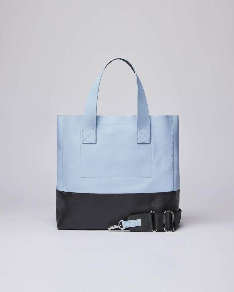 Sandqvist - Tote Bag - Sky blue - IRIS 3