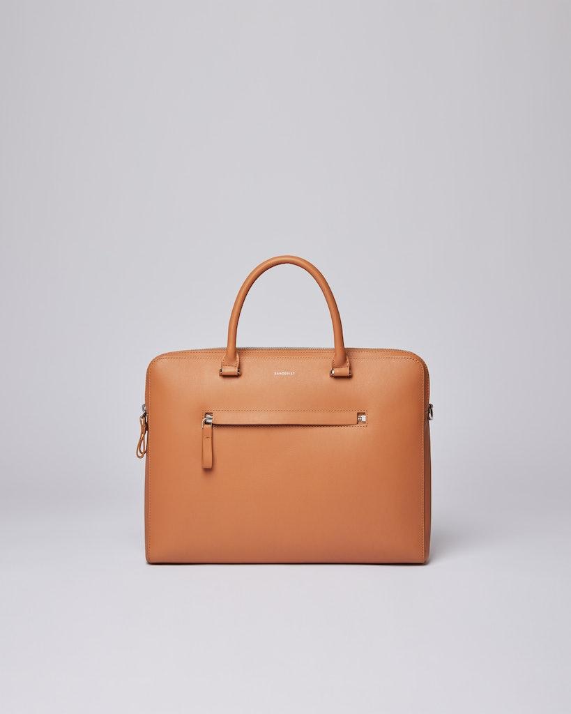 Sandqvist - Briefcase - Toffee - LESLI