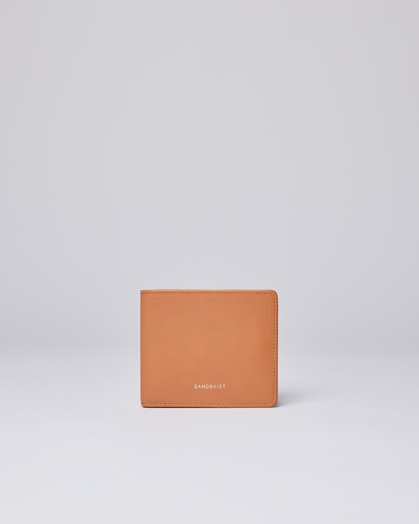 Sandqvist - Wallet - Toffee - MANFRED