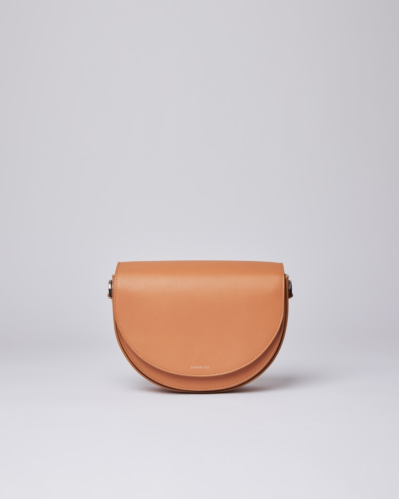 Sandqvist - Shoulder bag - Toffee - SELMA LEATHER