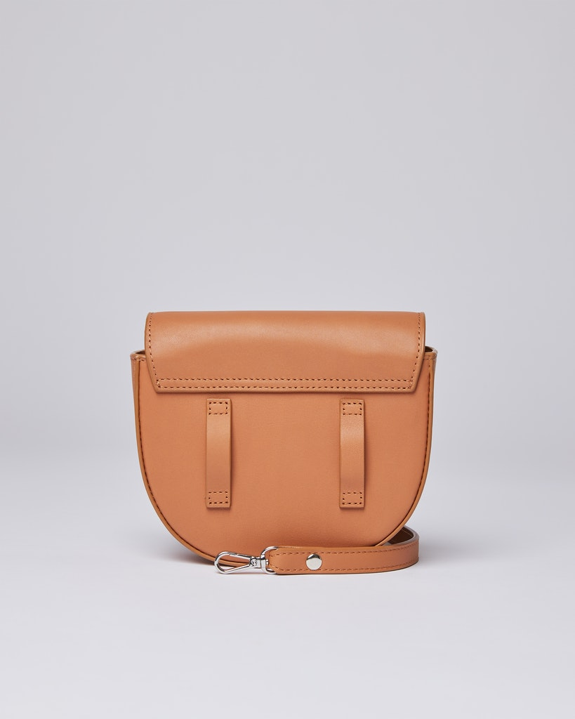 Sandqvist - Shoulder bag - Toffee - VENDELA LEATHER 3