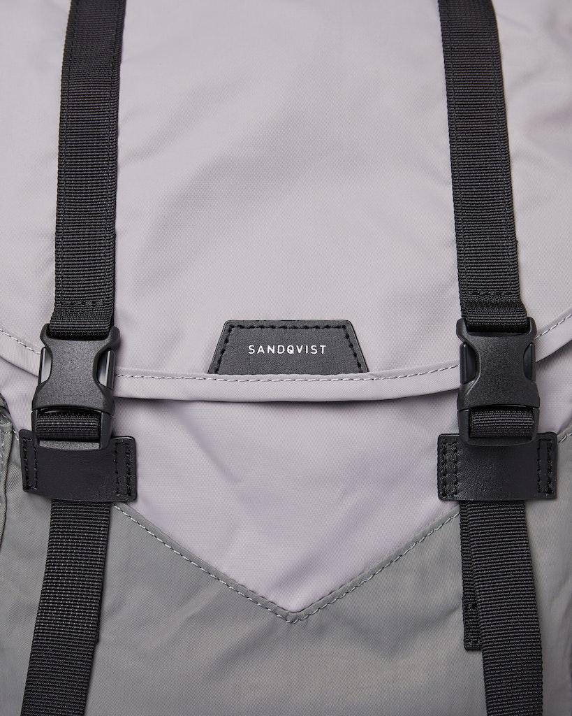 Sandqvist - Backpack - Grey - CHARLIE 1