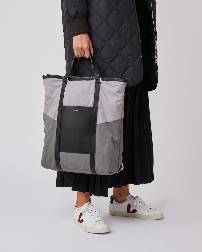 Sandqvist - Backpack - Grey - MARTA 2