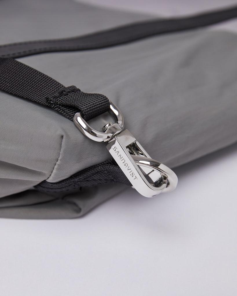 Sandqvist - Backpack - Grey - MARTA 6