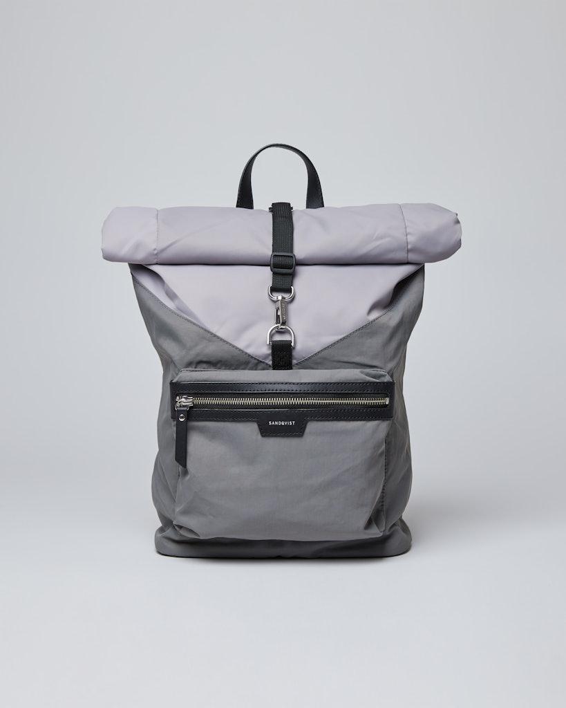 Sandqvist - Backpack - Grey - SIV