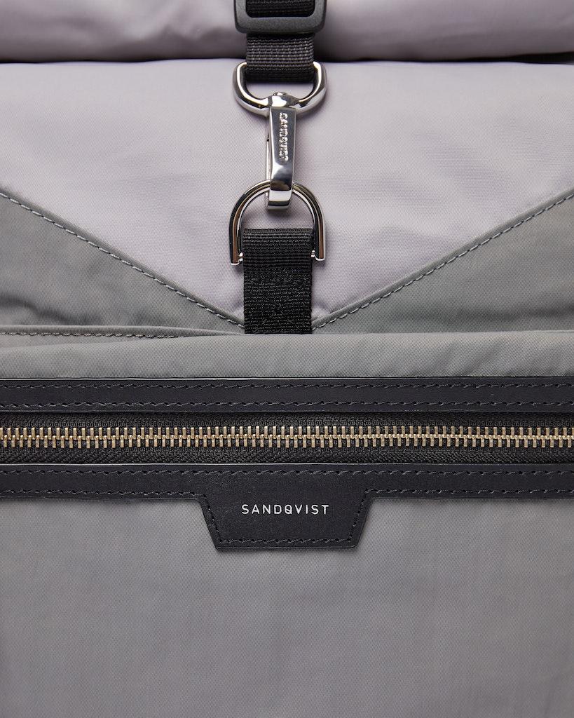 Sandqvist - Backpack - Grey - SIV 1