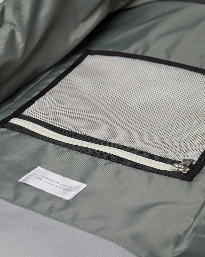 Sandqvist - Backpack - Multi - Grey - Black - BERNT 5