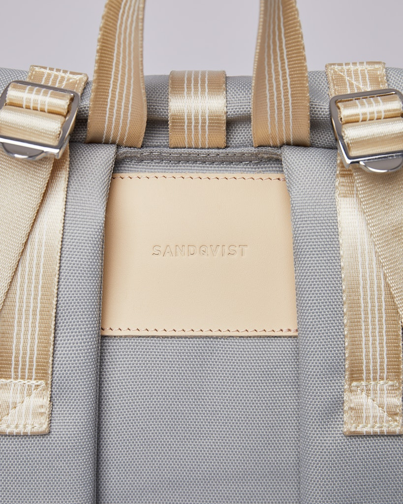 Sandqvist - Backpack - Multi - Grey - Black - BERNT 1