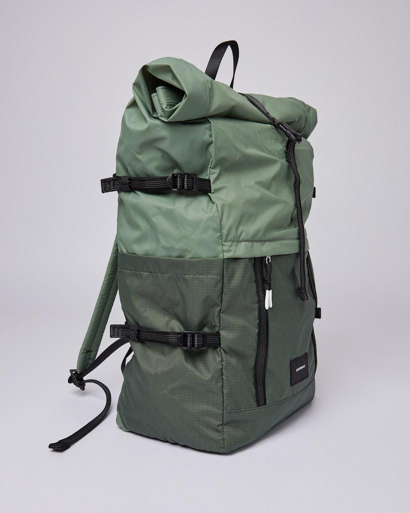 Sandqvist - Backpack - Dusty - Green - BERNT LIGHTWEIGHT 3