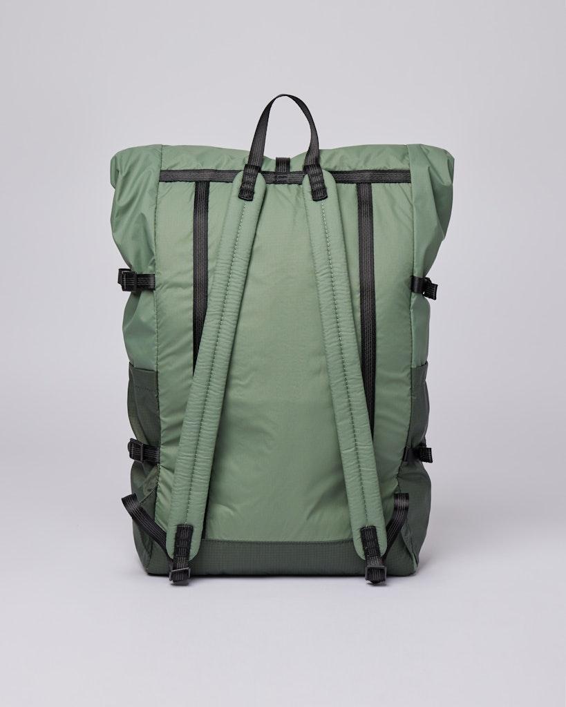 Sandqvist - Backpack - Dusty - Green - BERNT LIGHTWEIGHT 2