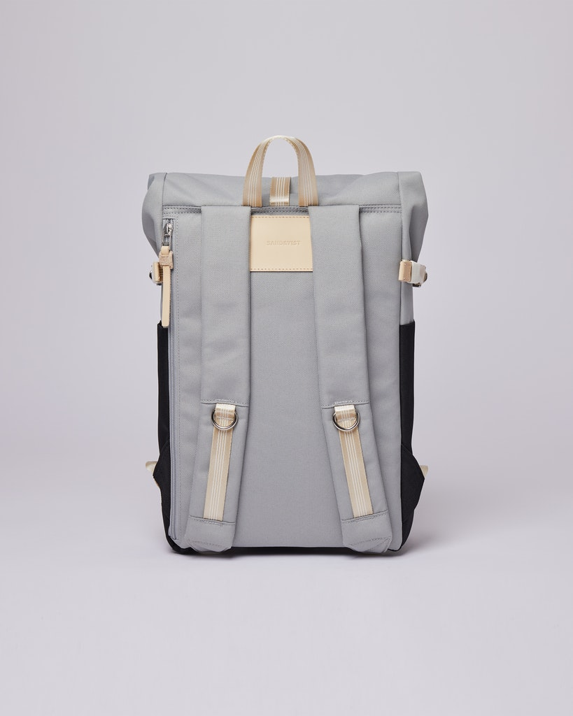 Sandqvist - Backpack - Grey Black - ILON 2