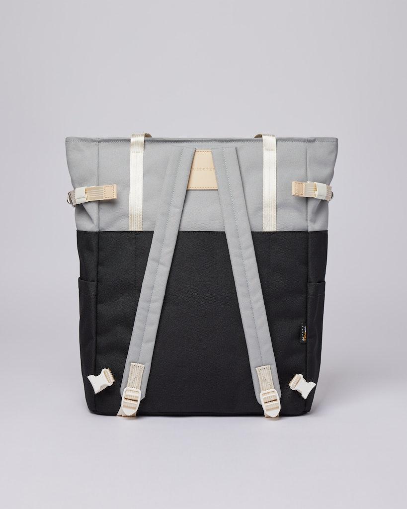 Sandqvist - Backpack - Grey - Black - ROGER 3