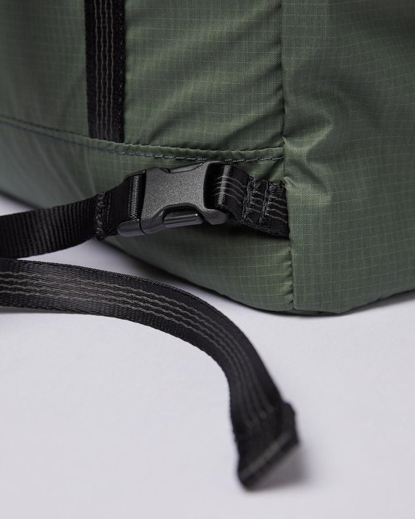 Sandqvist - Backpack - Dusty - Green - ROGER LIGHTWEIGHT 1