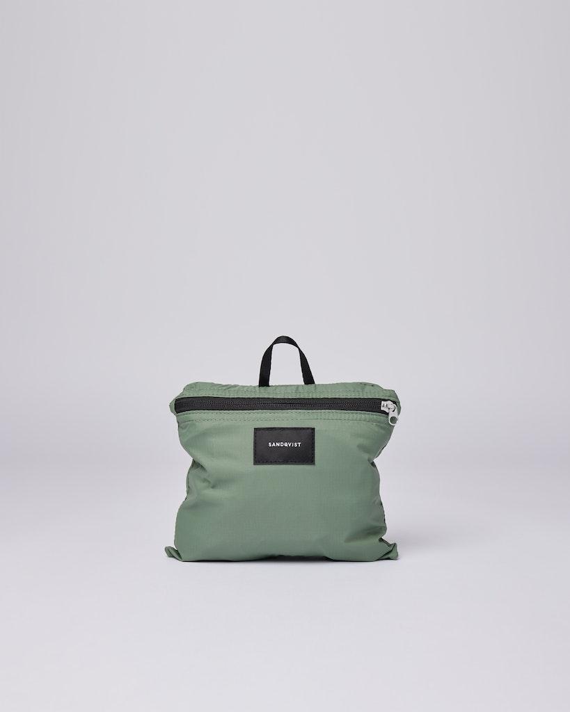 Sandqvist - Backpack - Dusty - Green - ROGER LIGHTWEIGHT 5