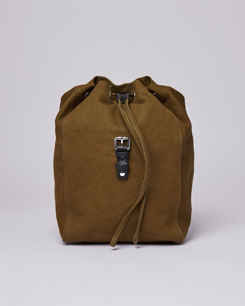 Sandqvist - Backpack - Olive - ALVA 5