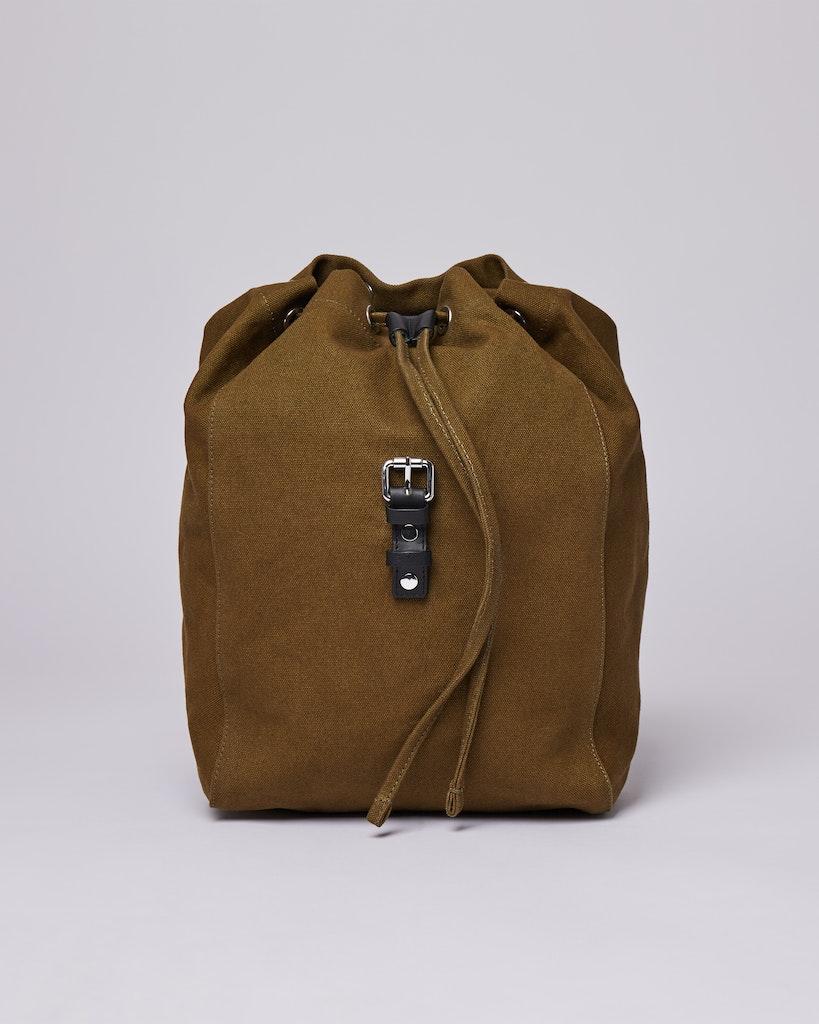Sandqvist - Backpack - Olive - ALVA 5