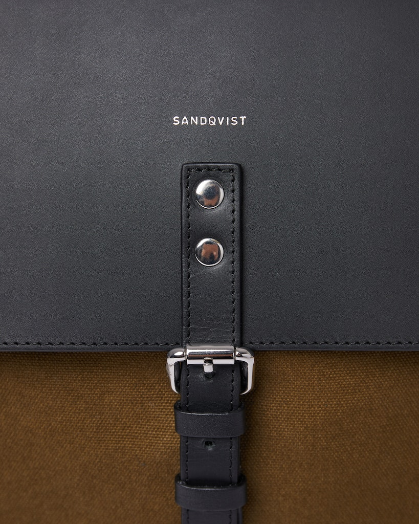 Sandqvist - Backpack - Olive - ALVA 1