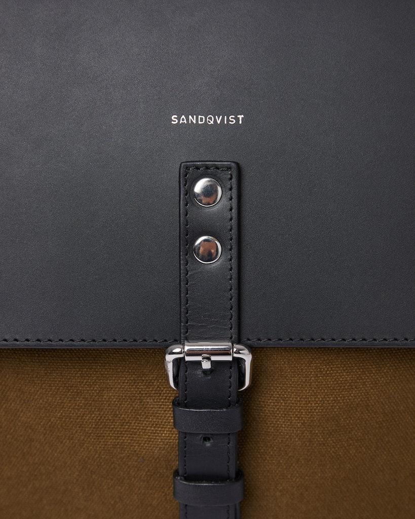 Sandqvist - Backpack - Olive - ALVA 1