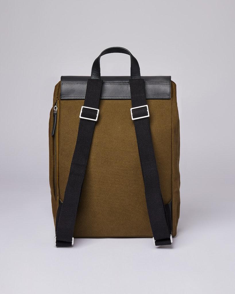 Sandqvist - Backpack - Olive - ALVA 3