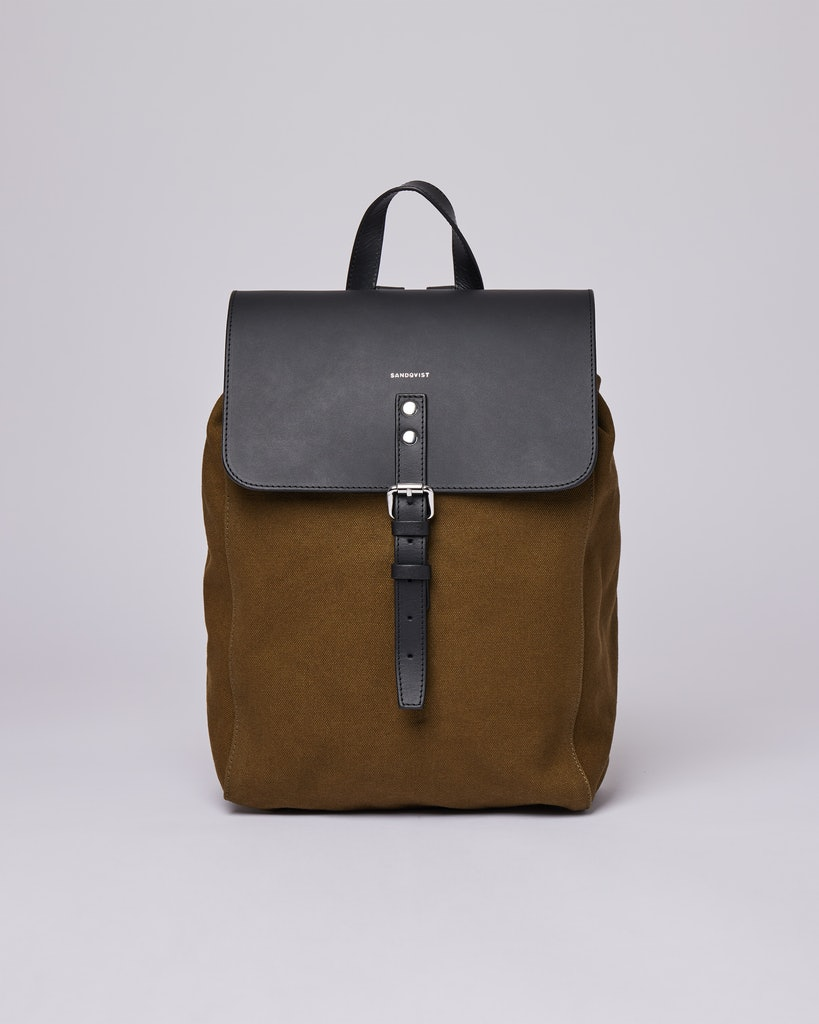 Sandqvist - Backpack - Olive - ALVA