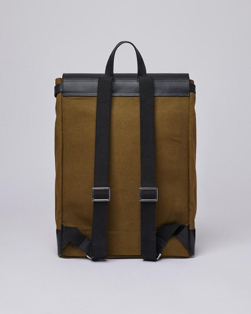 Sandqvist - Backpack - Olive - HEGE 2