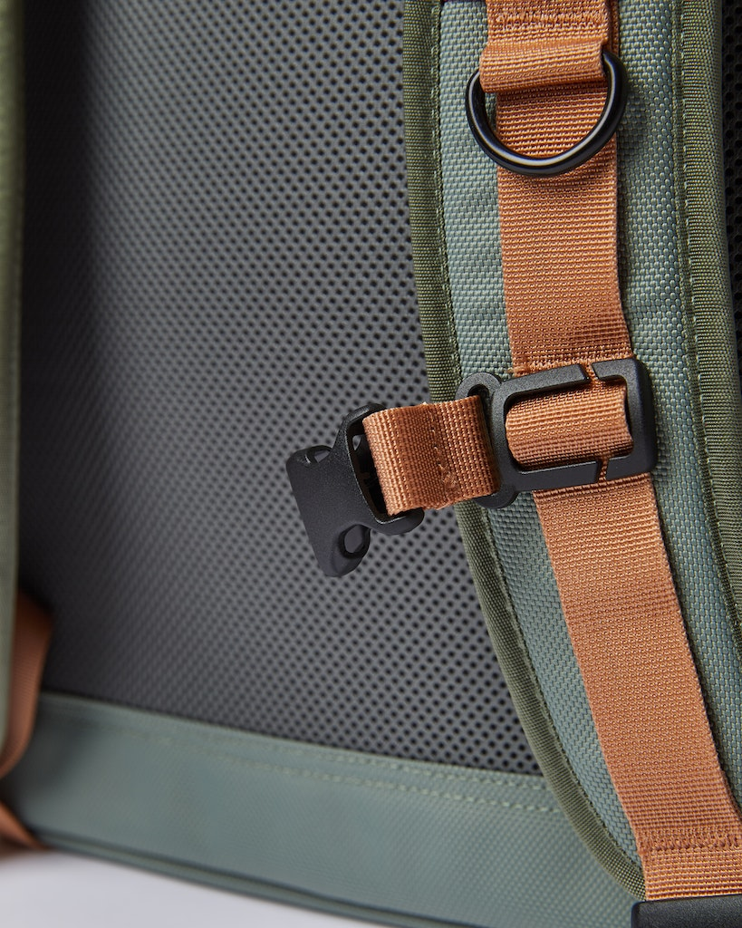 Sandqvist - Backpack - Dusty green - ALGOT 3