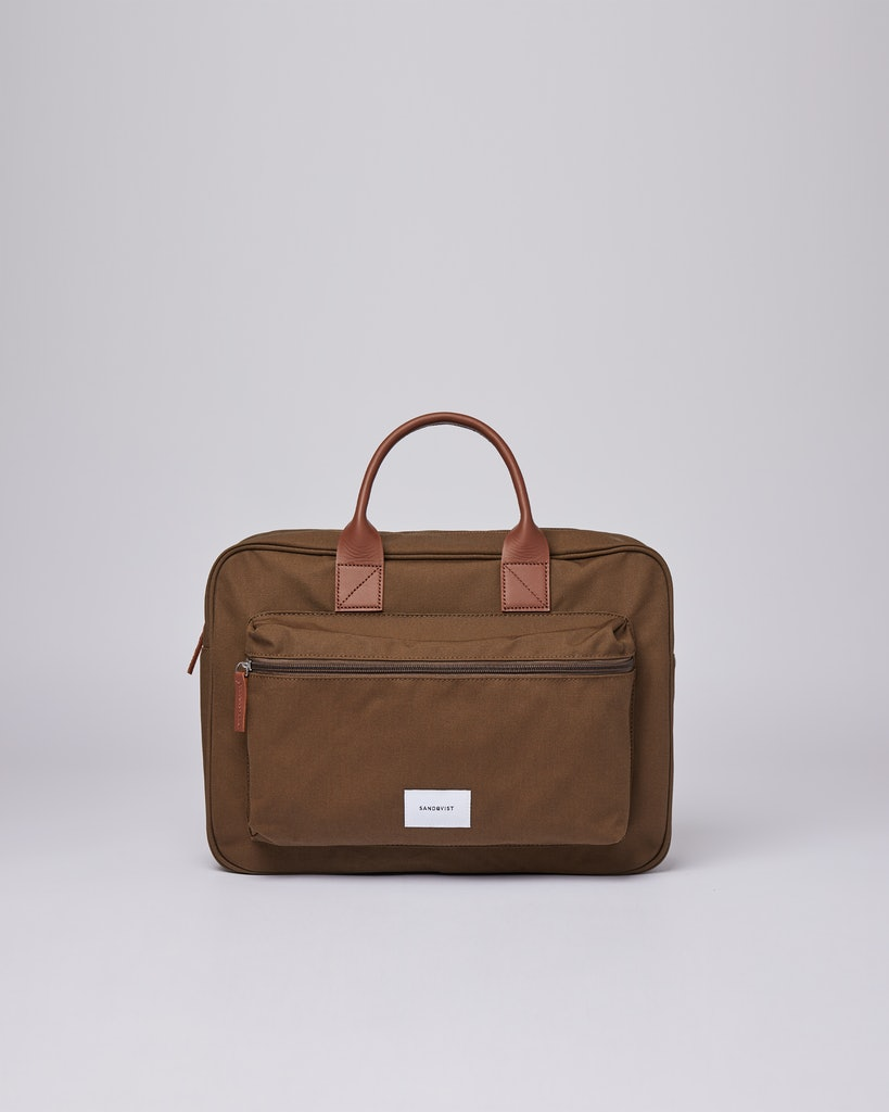Sandqvist Emil – Sleek laptop briefcase that is perfect for work