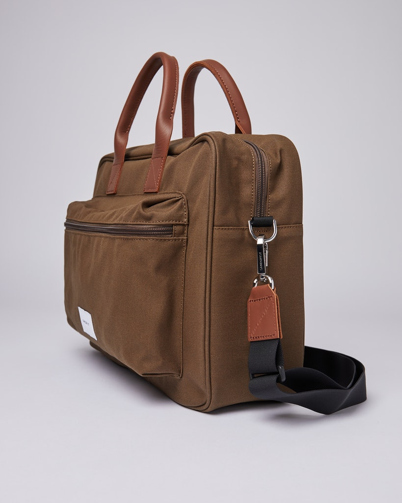 Sandqvist Emil – Sleek laptop briefcase that is perfect for work 5