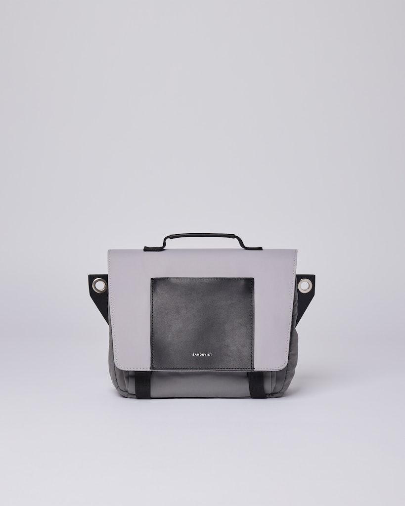 Sandqvist - Shoulder bag - Grey - SOLVEIG