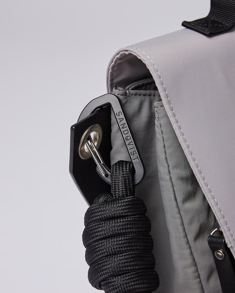 Sandqvist - Shoulder bag - Grey - SOLVEIG 5