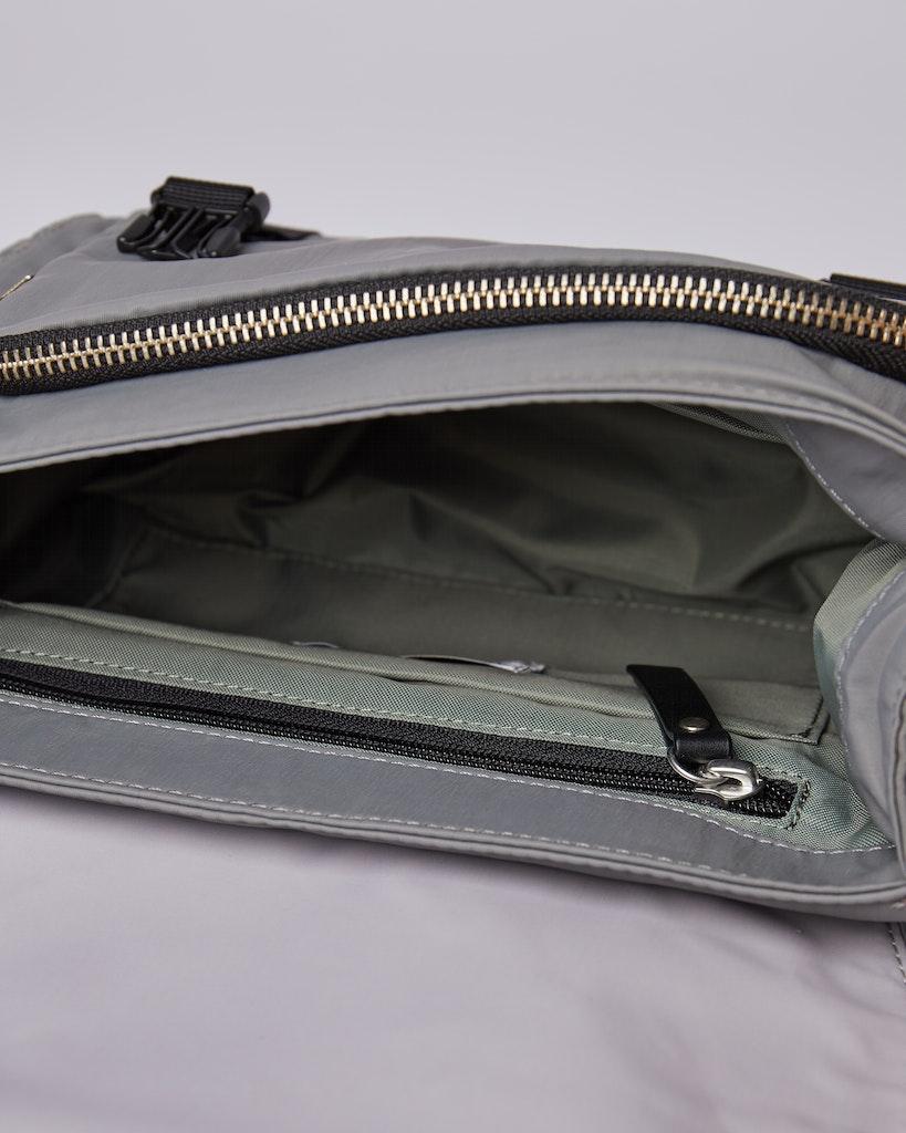 Sandqvist - Shoulder bag - Grey - SOLVEIG 6