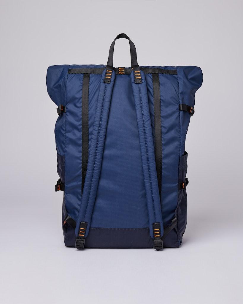 Sandqvist - Backpack - Multi - Navy - blueevening -blue - BERNT LW 2