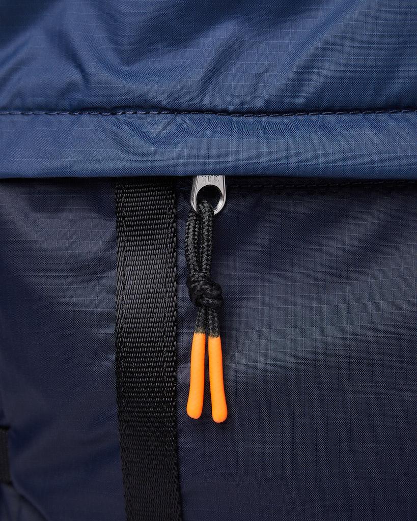 Sandqvist - Backpack - Multi - Navy - blueevening -blue - BERNT LW 1