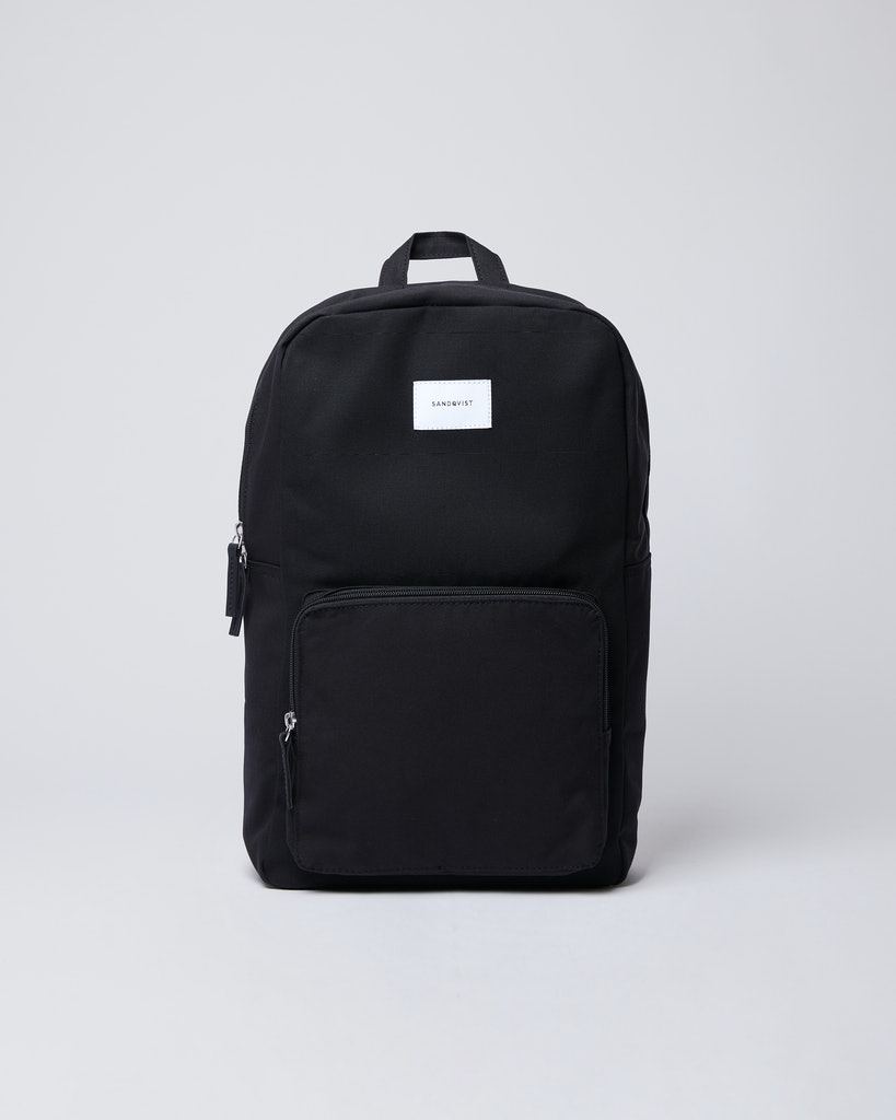 Sandqvist - Backpack - Black - KIM