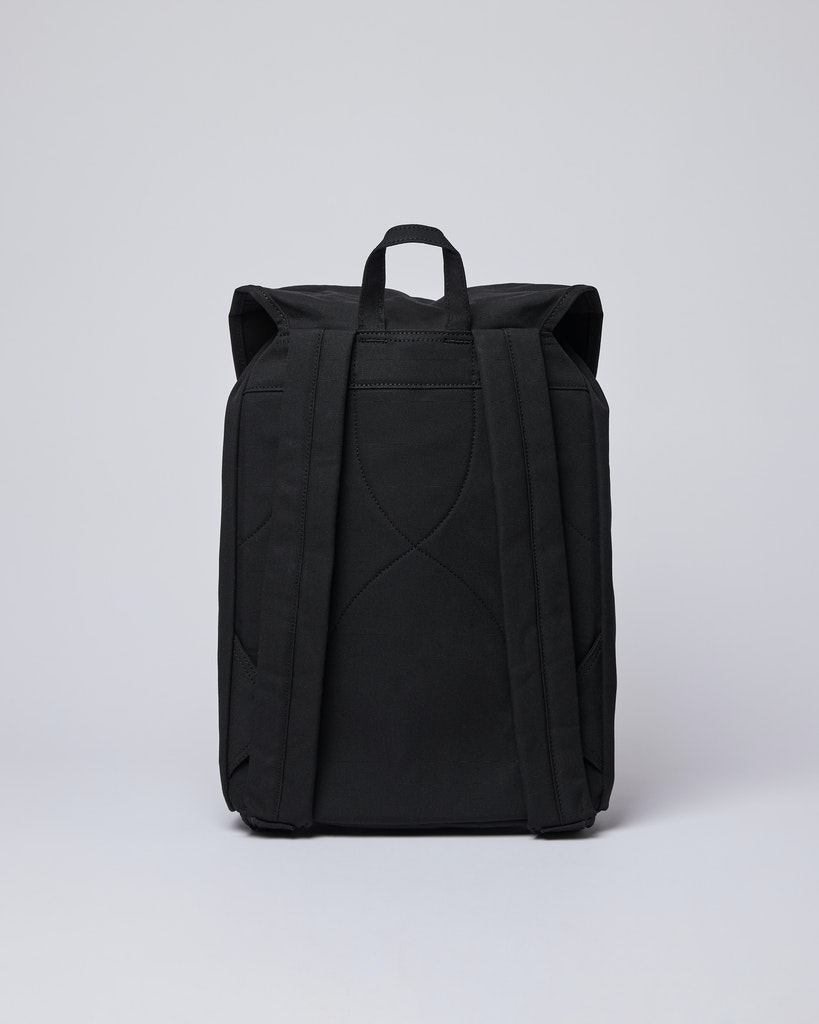 Sandqvist - Backpack - Black - ROALD 3